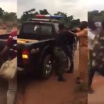 Video Of Policemen Fighting In Edo State Goes Viral