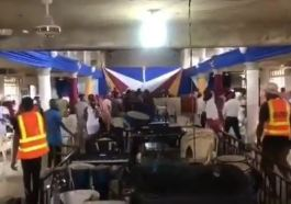 COVID-19 Task Force Busts Wedding In A Church In Cross River