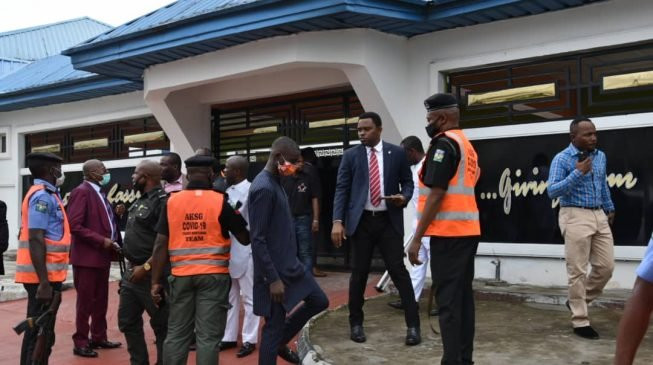 Christ Embassy Drags Akwa Ibom Government To Court Over Detained ...