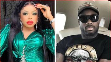 """Bobrisky finally unveils the identity of his """"bae"""""""