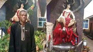 Church Of Satan demolished in Abia
