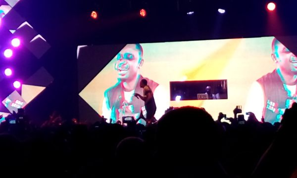2015 Soundcity Urban Blast Festival Sean Tizzle