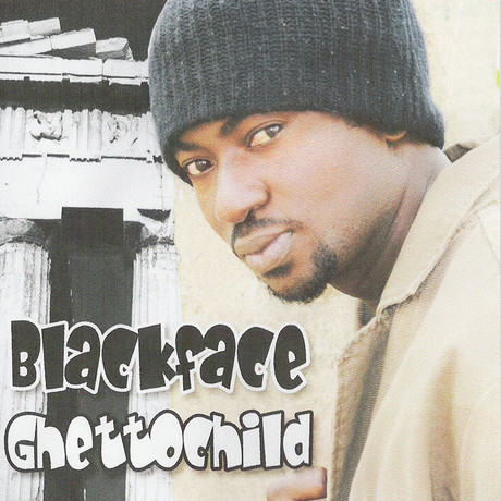 blackface ghetto child