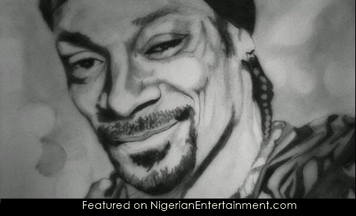 dolapo ogunlabu artist snoop dog drawing