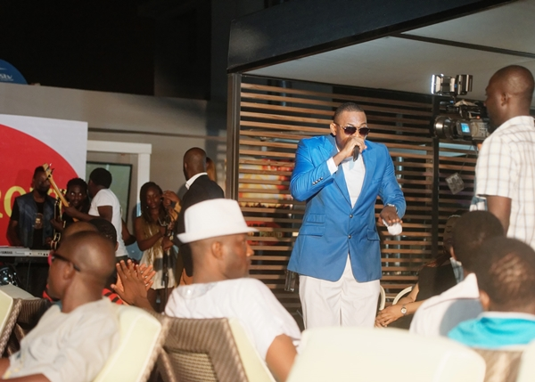 T-REX performing live with LoudNProudLive ONE SOUND band at Luxury Edition