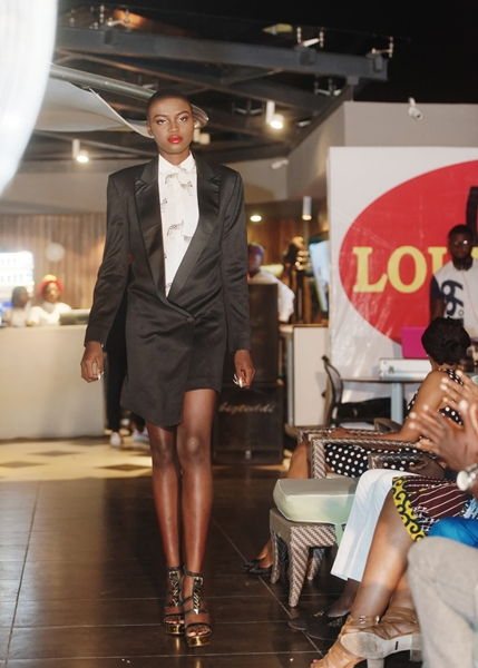 McMeka designs at LoudNProudLive Luxury Edition