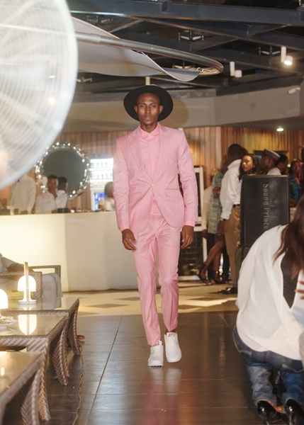 McMeka menswear at LoudNProudLive Luxury Edition