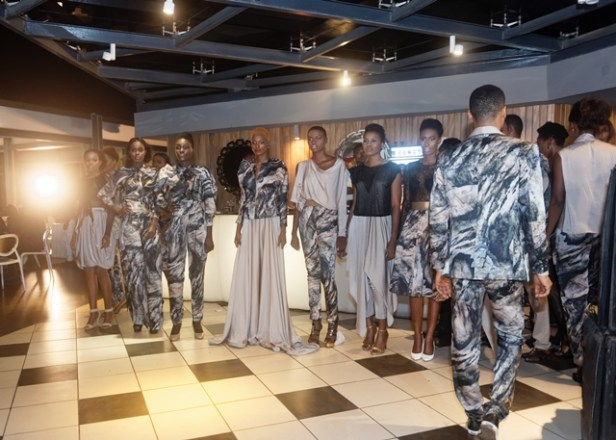 Exclusive David Tlale designs at LoudNProudLive Luxury Edition