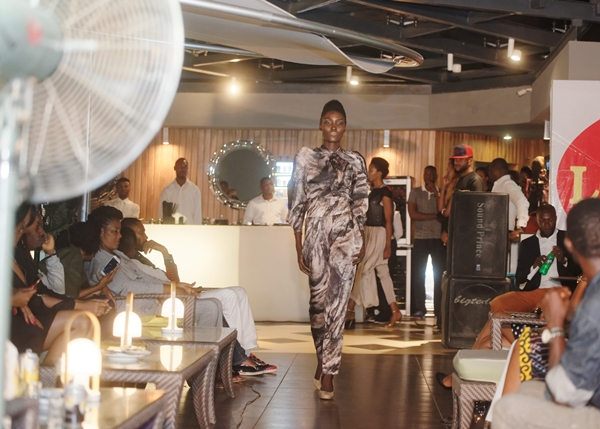NEW DAVID TLALE showcased exclusively at LoudNProudLive Luxury Edition
