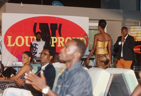 Models walk amongst the guests in many directions in the superb ambience of the LoudNProudLive NYE Luxury Edition