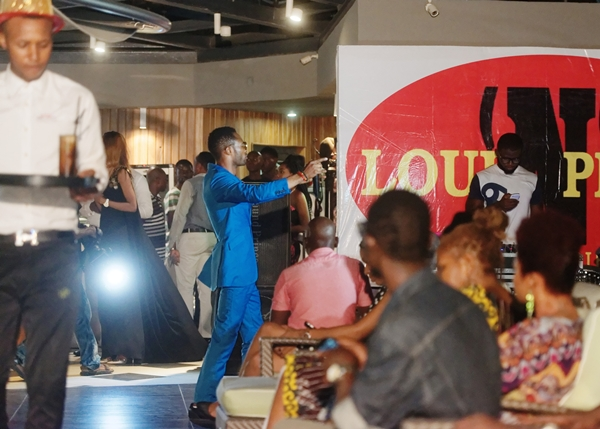GBT winner SQUI performs live at LoudNProudLive Luxury Edition
