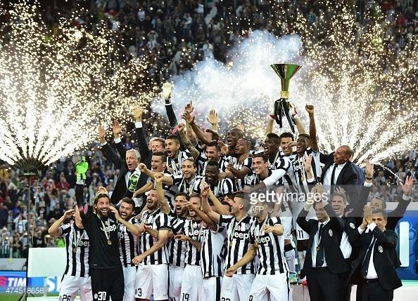Juventus vs Sampdoria