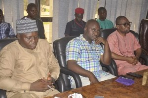 members of OMPAN in Abia state government house