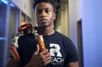 Silas Adekunle Biography: Age, Education, Net worth (Highest Paid Robotics Engineer)