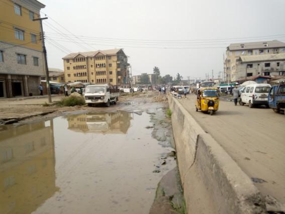 Port Harcourt Road, Aba