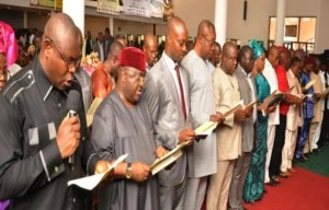 Chairmen and Deputy of the Transition Committees in the 17 Local Government Area of Abia State