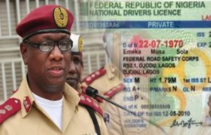 "FRSC Orders Drivers to Use ""Bypass Capture Scheme"" When Renewing Their Drivers License"