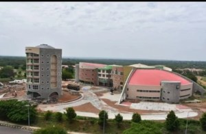 Best Library in West Africa Commissioned in KWASU by President Buhari