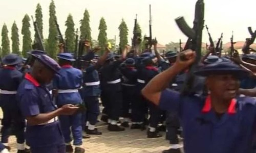 Nigerian Security and Civil Defence Corps (NSCDC) Salary Structure