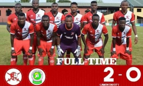 NPFL Week 1 Fixture: Abia Warriors Defeated Katsina United by 2 Goals to Nil