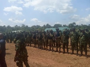 Nigerian Army List of Promoted Officers to the Ranks of Major Generals and Brigadier Generals