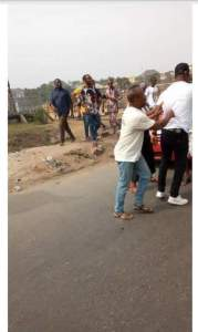 Witnesses at the incident in Owerri