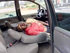 A driver conveying food stuffs killed by a Nigeria Security and Civil Defence Officer in Abia - Photo 2