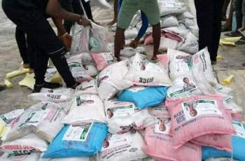 COVID-19: Abia Online Media Practitioners Receive Food Palliatives from Dr. Ogah