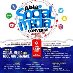 Abia Social Media Converge: Readjustment of the Program in Adherence To COVID-19 Prevention Guidelines