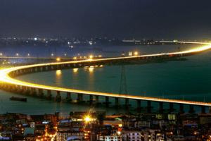 About The Longest Bridge in Nigeria -- The Third Mainland Bridge