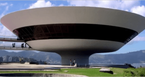 Niterol Contemporary Art Museum, Brazil