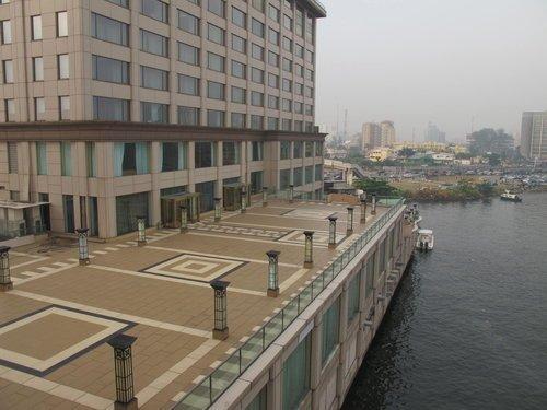 Oriental Back View