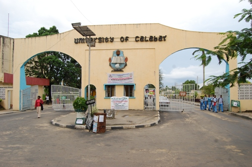 University of Calabar Main Gate
