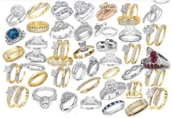 wedding rings in Nigeria
