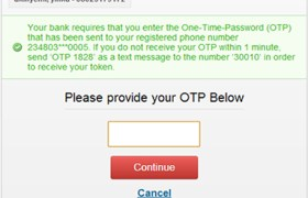 How to Register for Safetoken OTP on any ATM in Nigeria