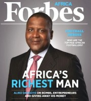 who is the richest man in africa