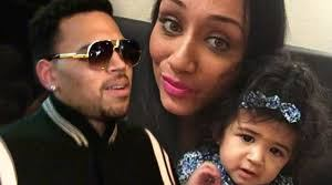 Chris Brown Wins Law Suit Against His Baby Mama
