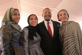 Aliko Dangote's Children's Names