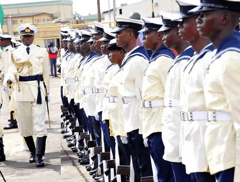 nigerian navy short service