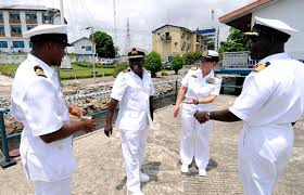 Nigerian Navy Salary Scale Structure