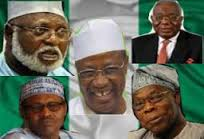 List of Nigerian Presidents (from 1960 to date)