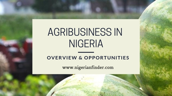 Agribusiness in Nigeria