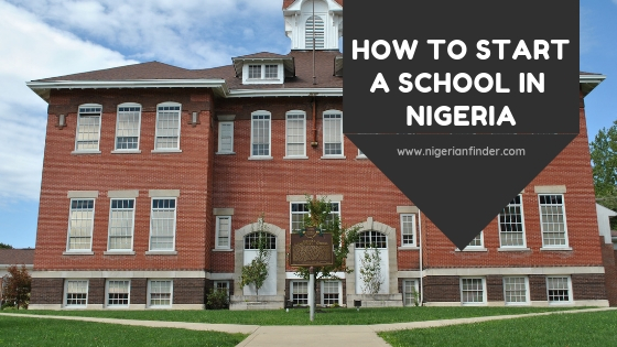 How to Start a School in Nigeria