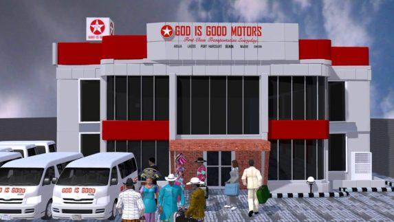 God is Good Motors Online Booking