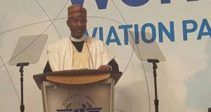 Senator Hadi Sirika, Minister of State, Aviation