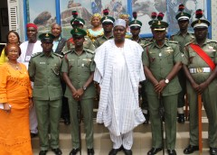 Nigerian Army lauds Runsewe's leadership on culture