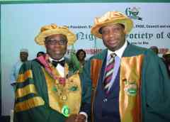 NAMA director of engineering conferred with NSE fellowship