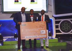 16-year-old Anumudu wins InterswitchSPAK 1.0 National Science Competition