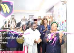 WABIO Place opens amid pump, pageantry in Lekki