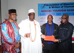 Olota of Otta, Akinboboye, Olowo, others charge govt on tourism  to accelerate development